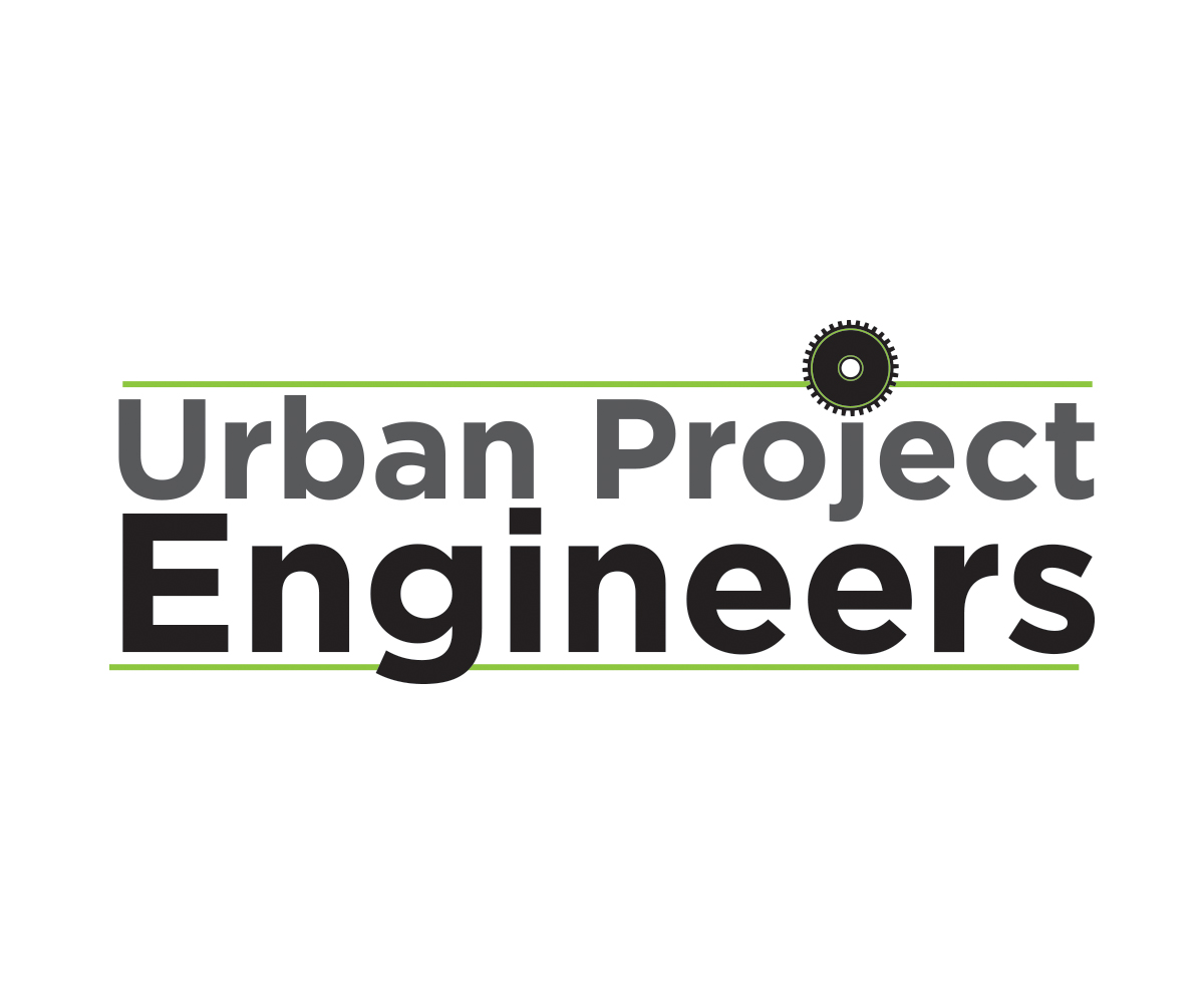 Modern Professional Civil Engineer Logo Design For Urban