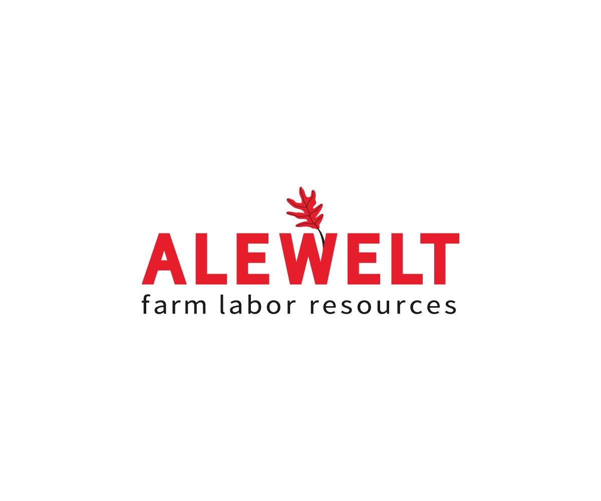 Bold Masculine Concrete Logo Design For Alewelt By Marta