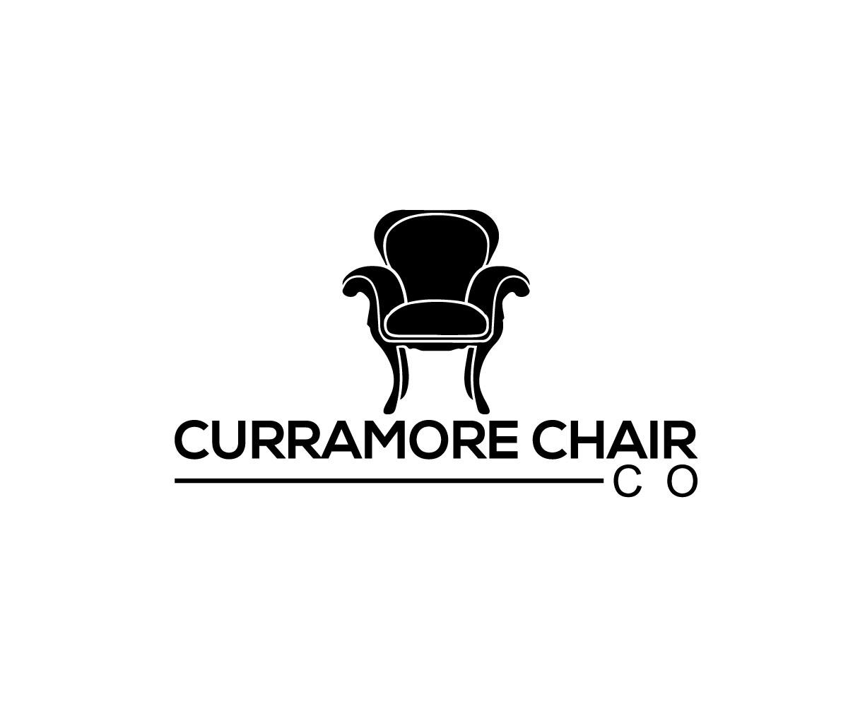 Upmarket Modern Home Furniture Logo Design For Curramore