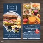 Elegant Playful Restaurant Flyer Design For A Company By Designanddevelopment Design 18525314