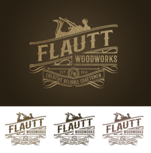Woodworking Logo Designs | 2,318 Logos to Browse