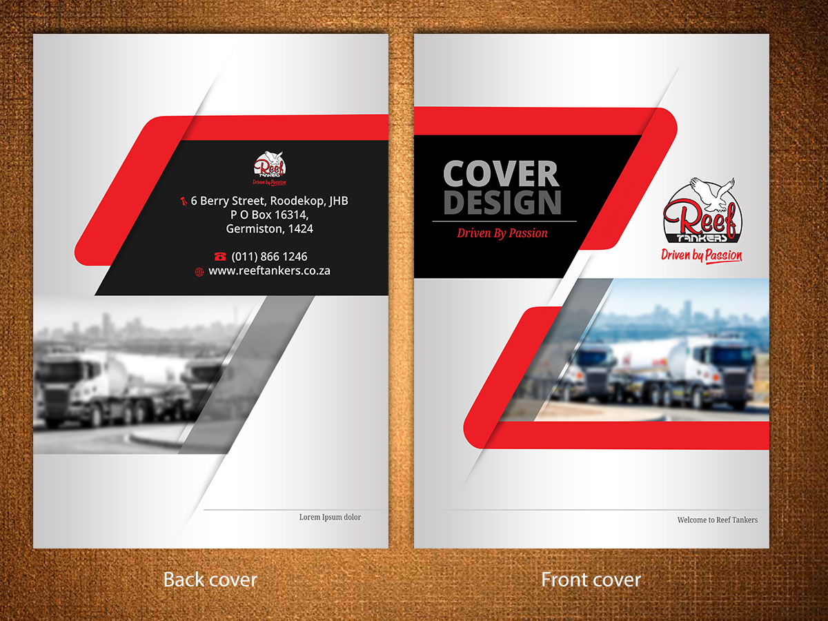 Modern Professional Catalogue Design For A Company By Rug