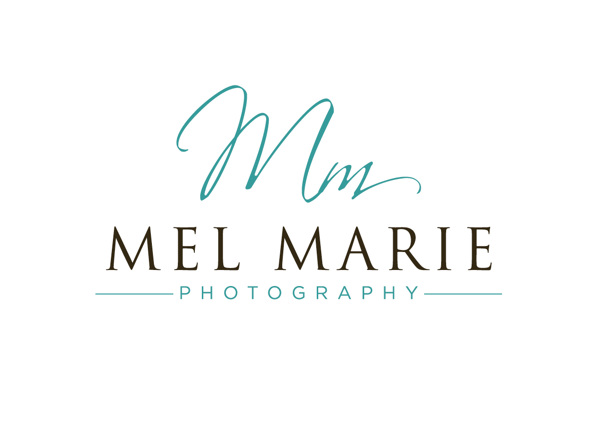 Logo Design For Mm Mel Marie Photography By Cherry Pop