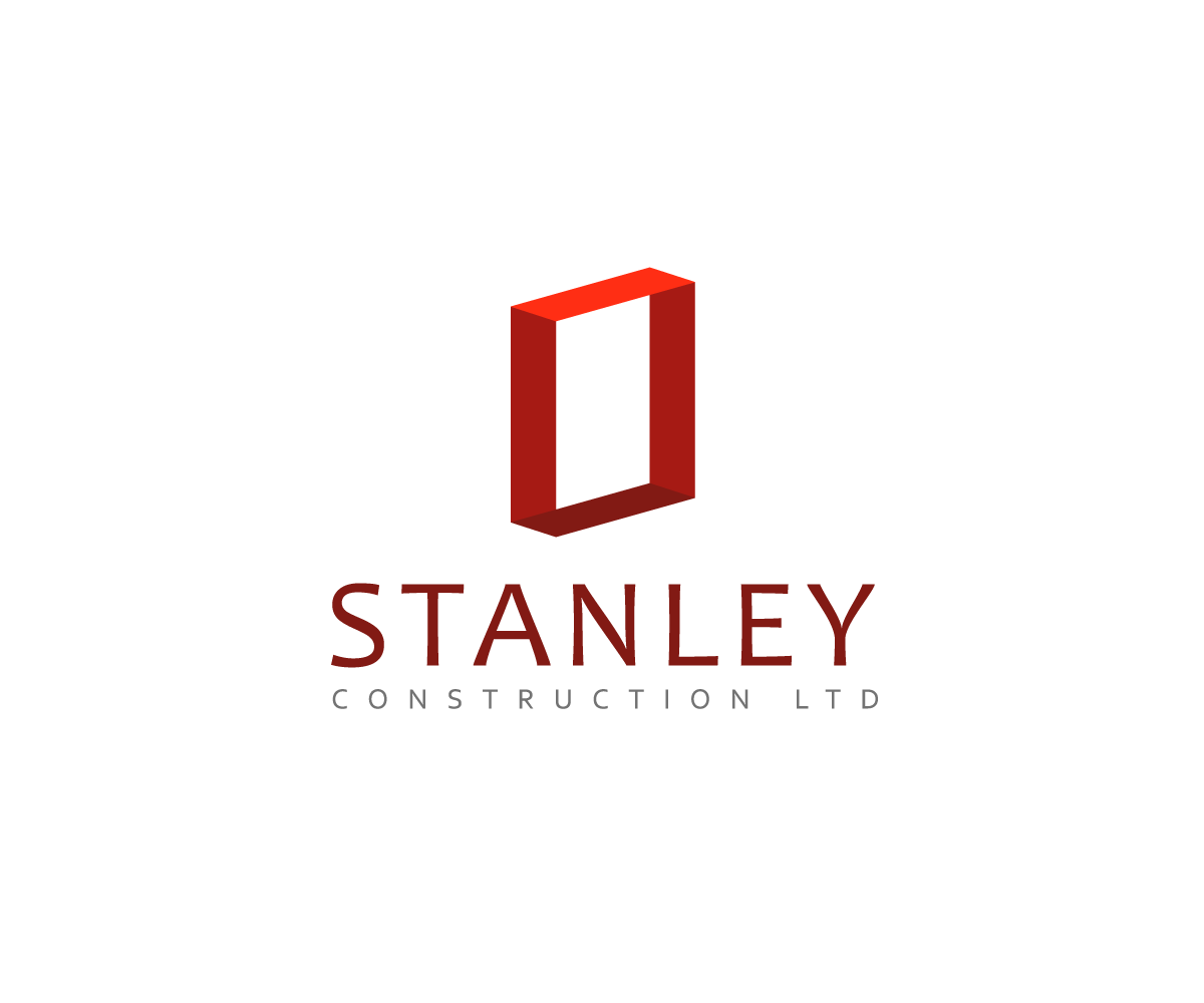 Serious Modern Construction Logo Design For Stanley Construction Ltd By Color Ideas Design 3677451