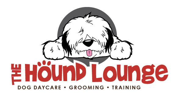 Bold, Modern, Training Logo Design For The Hound Lounge By