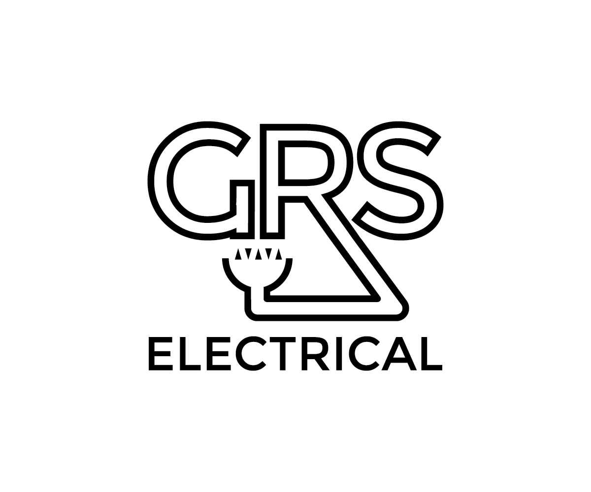 Bold Serious Electrical Logo Design For Grs Electrical