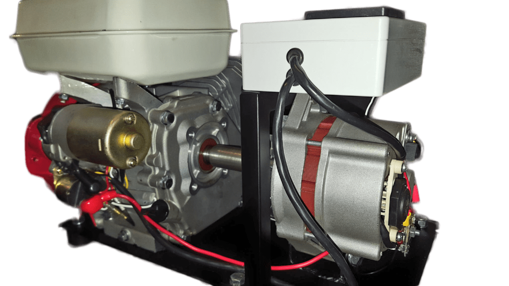 V2 Autogen - 12v Dc Generator 120amp