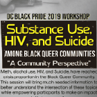 "Substance Use, HIV and Suicide Among Black Queer Communities ""A Community Perspective"