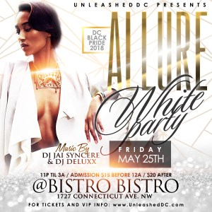 Allure All White Party
