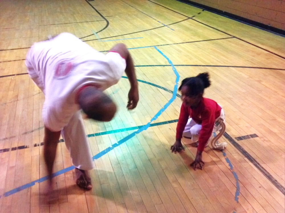 Children's Capoeira Classes in Washington DC (1/2)