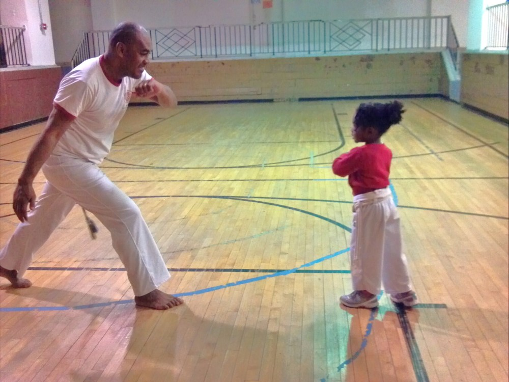 Children's Capoeira Classes in Washington DC (2/2)