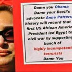 "Egypt Tells Obama Administration to ""Stop meddling in our affairs"""