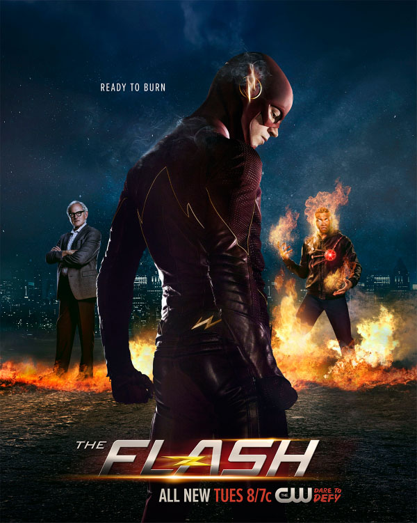 The_Flash_Ready_To_Burn