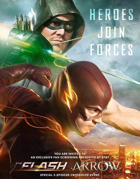 flash_arrow_poster