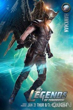 Hawkman_Poster