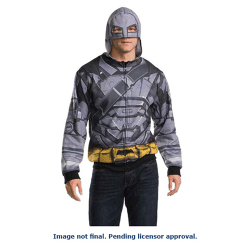 Batman v Superman Armored Batman Hooded Costume