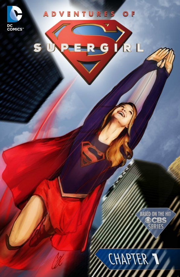 Supergirl_Comic_Cover