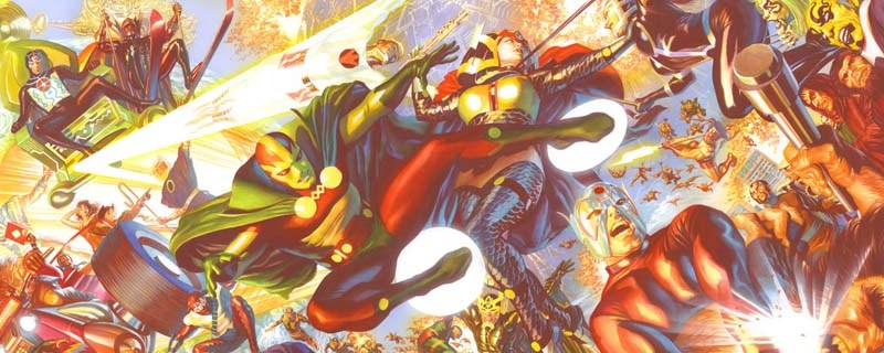 Kario Salem to Craft the Narrative for The New Gods – DC
