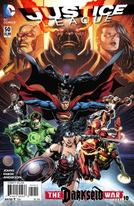 JL #50 Cover