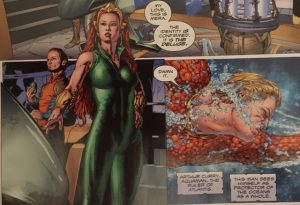 Aquaman Rebirth Mera 1