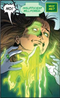 Green Lanterns Jessica Cruis Dc Comics News