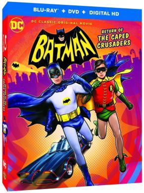Batman: Return of the Caped Crusaders box