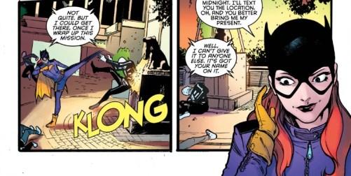 Nightwing 2 batgirl