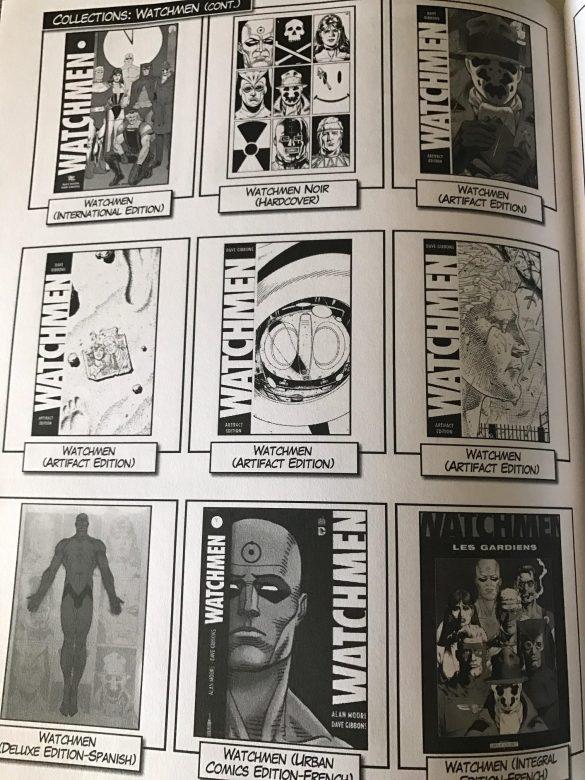 watching time watchmen dc comics news review