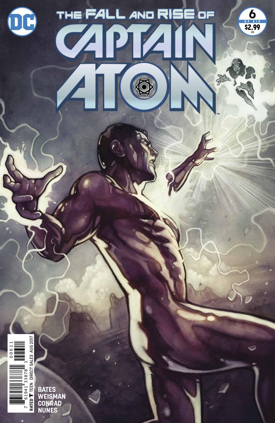 Captain Atom DC Comics News