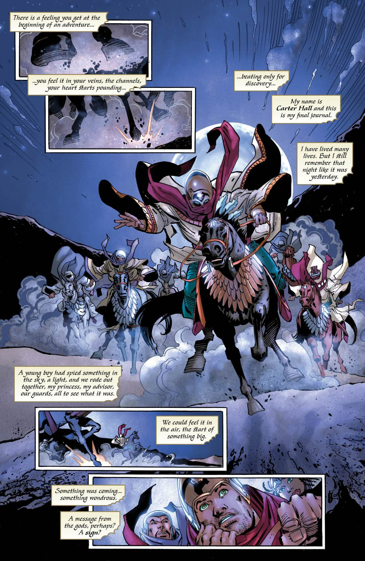 Dark Days The Forge 1 -DC Comics News