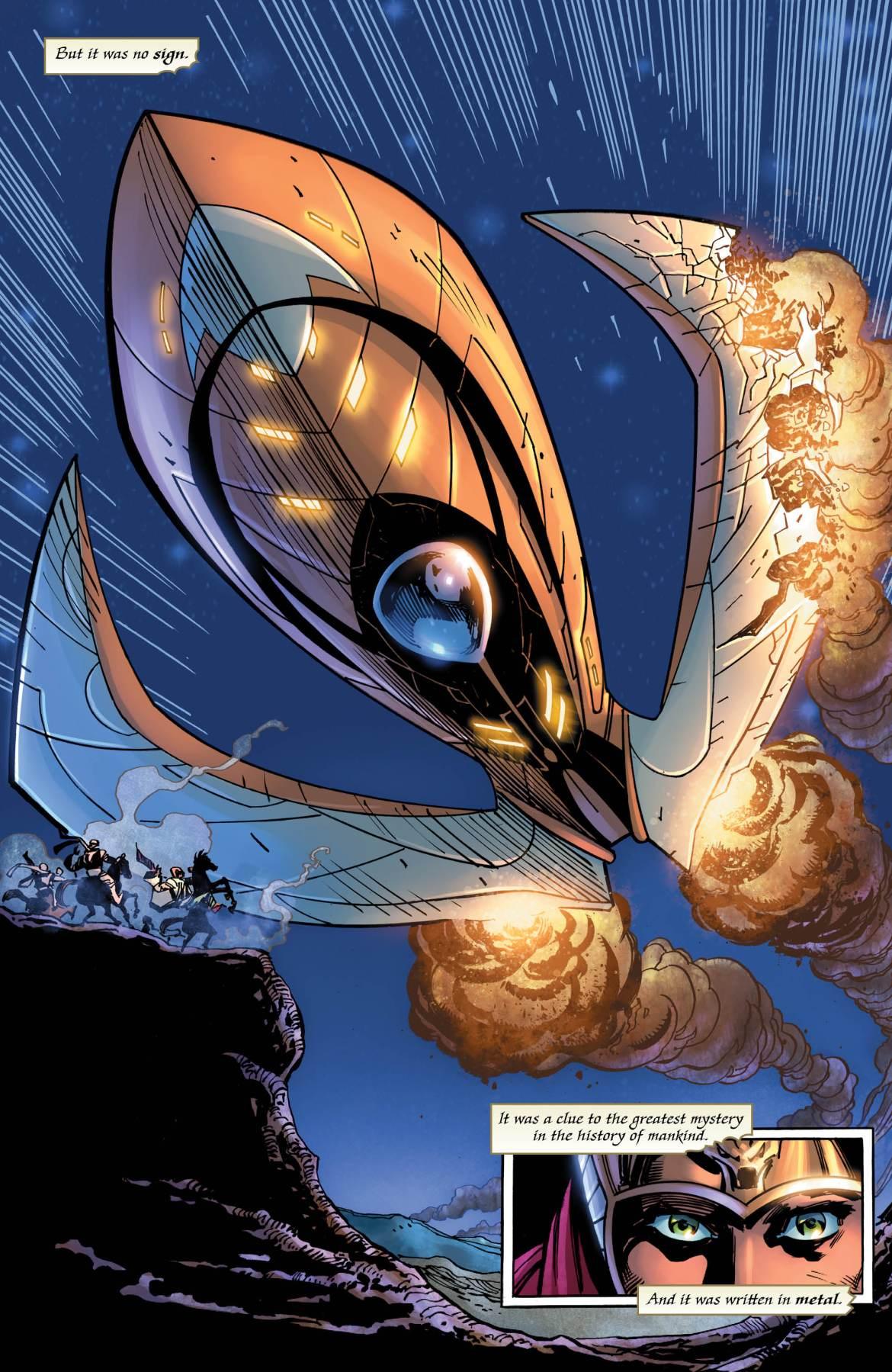 Dark Days The Forge 2 - DC Comics News
