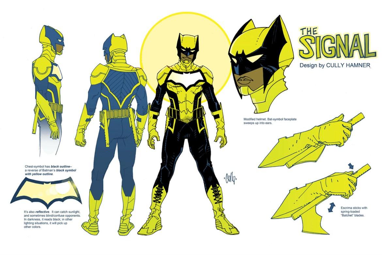 The Signal - DC Comics News