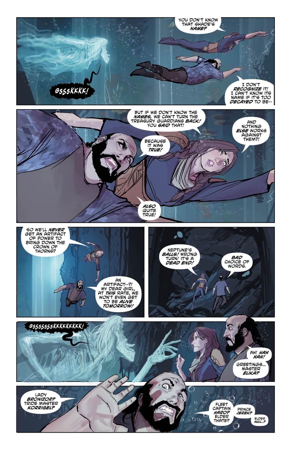 Aquaman 29.3 - DC Comics News