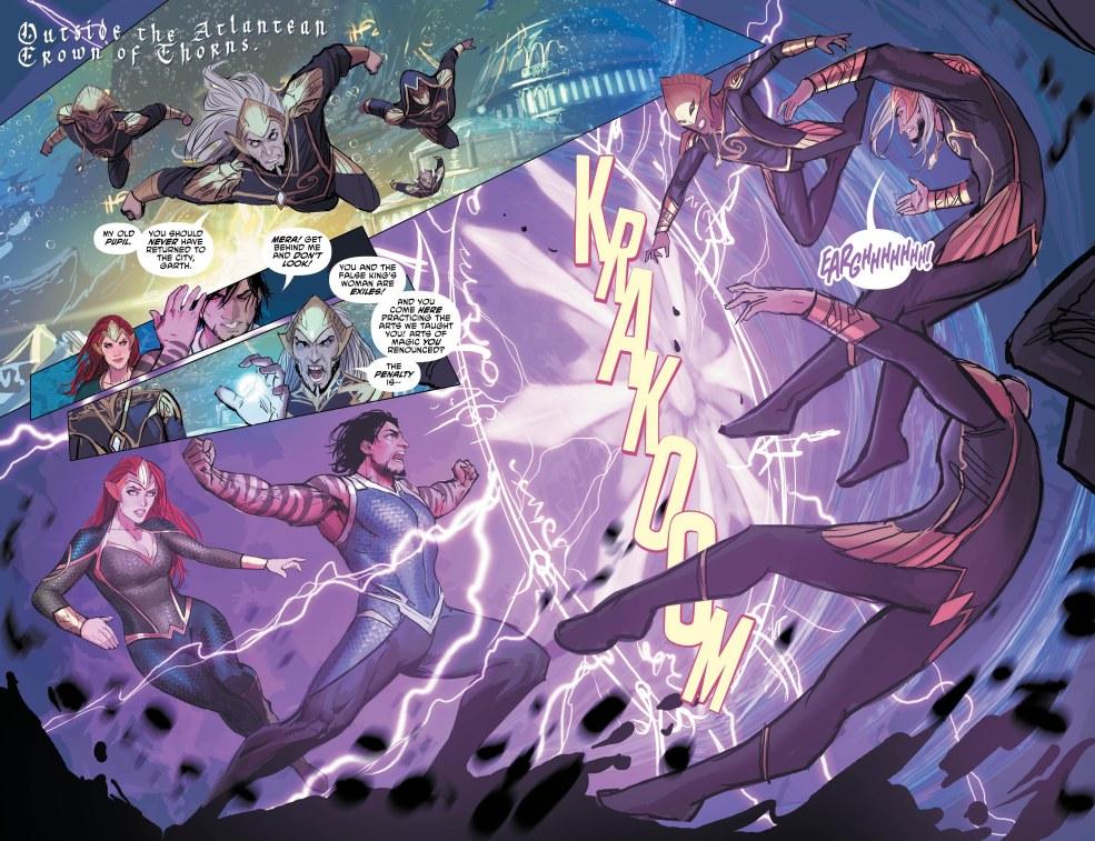 Aquaman 29.5 - DC Comics News