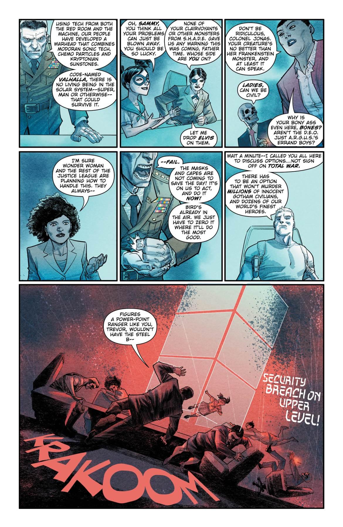 Batman The Merciless 4 - DC Comics News