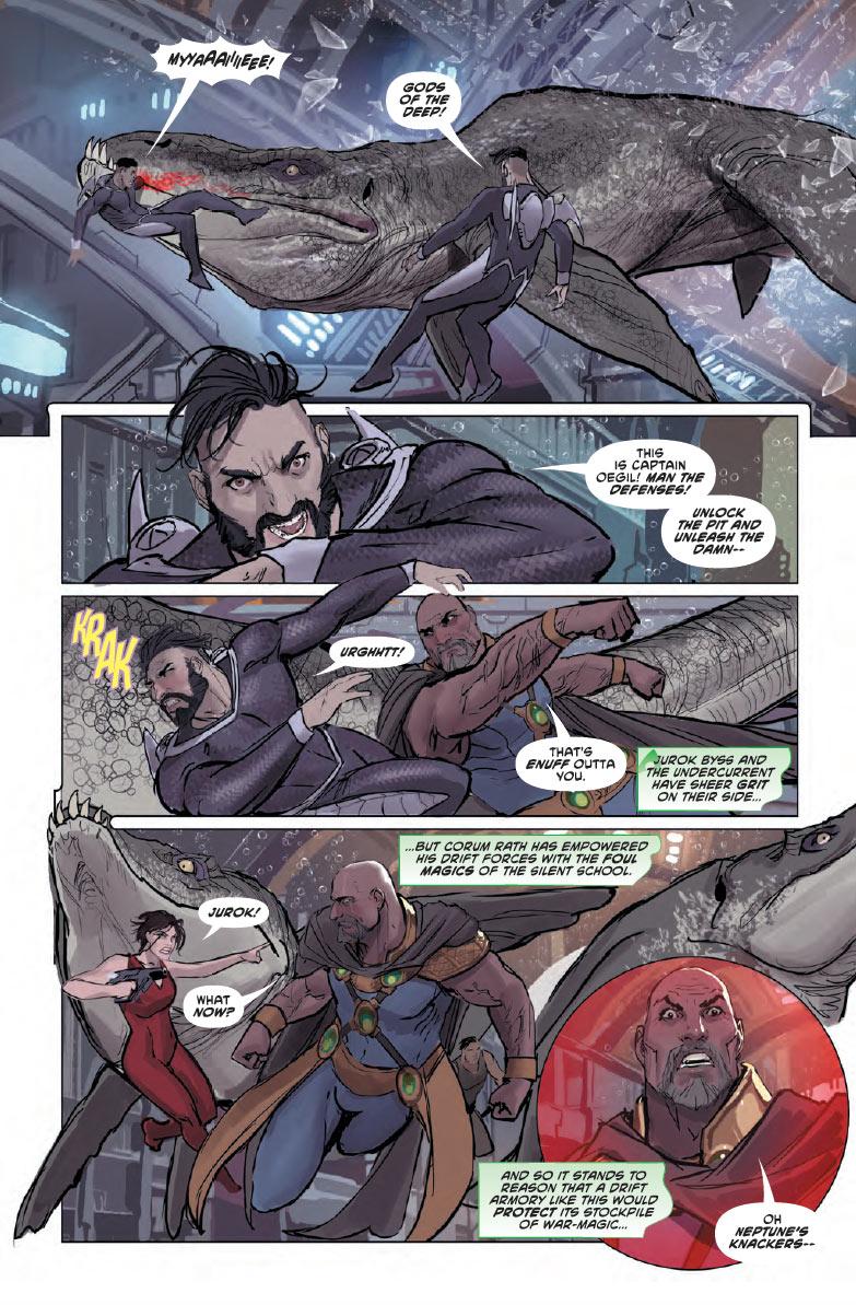 Aquaman 4 -DC Comics News