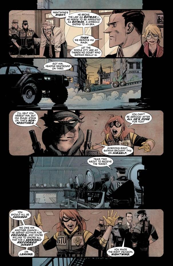 Batman White Knight 6-2 - DC Comics News