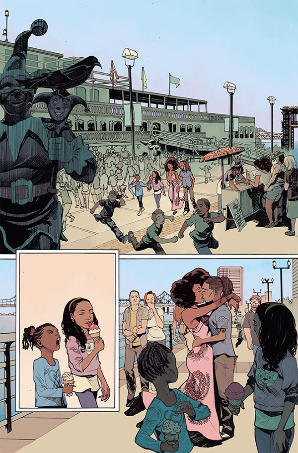 Sandman - Domo - DC Comics News