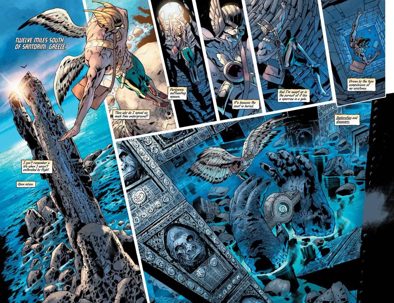 Hawkman 2-3 - DC Comics News