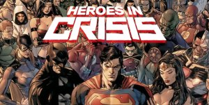 Heroes in Crisis - DC Comics News