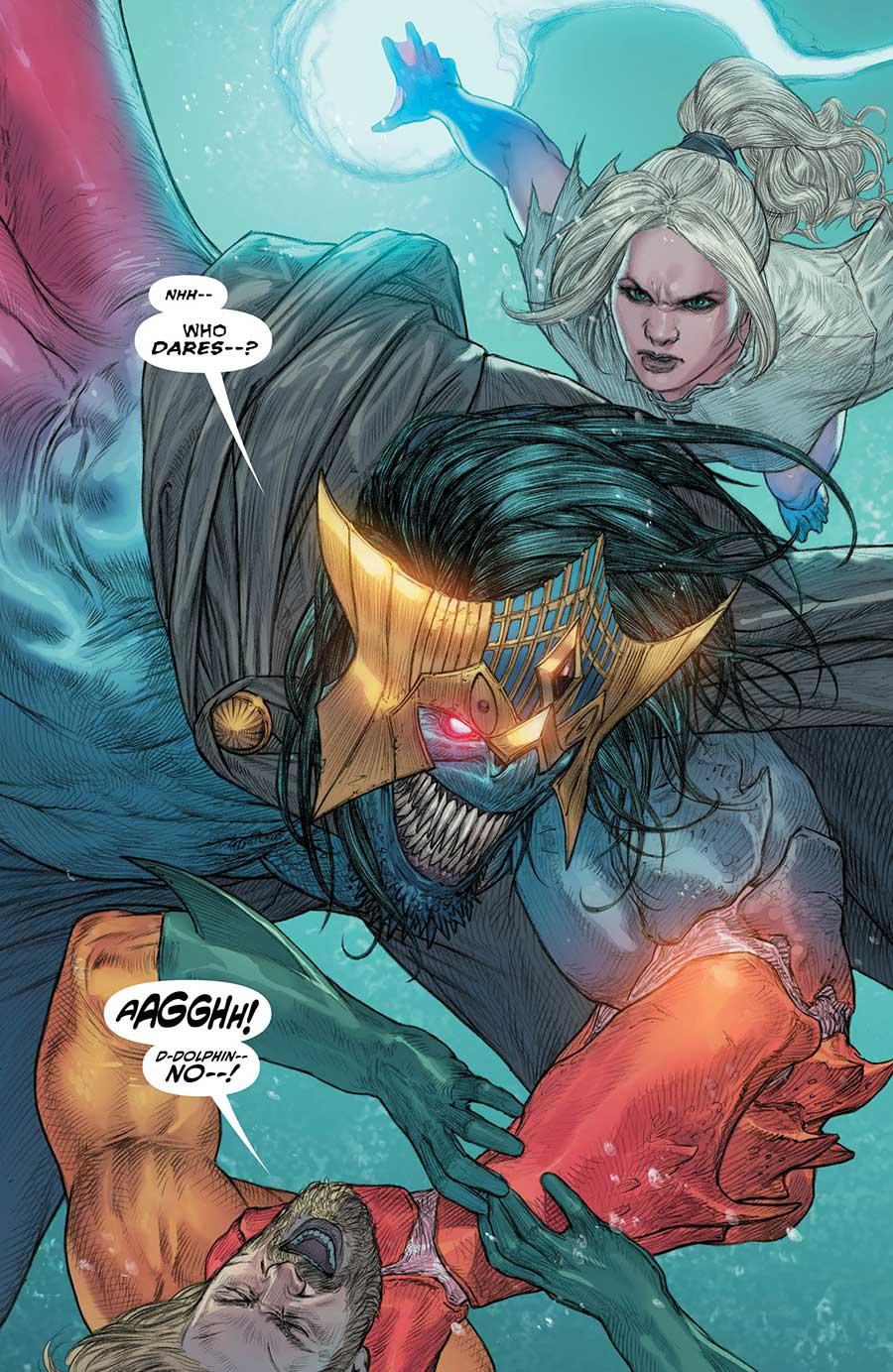 Aquaman 38-2 - DC Comics News
