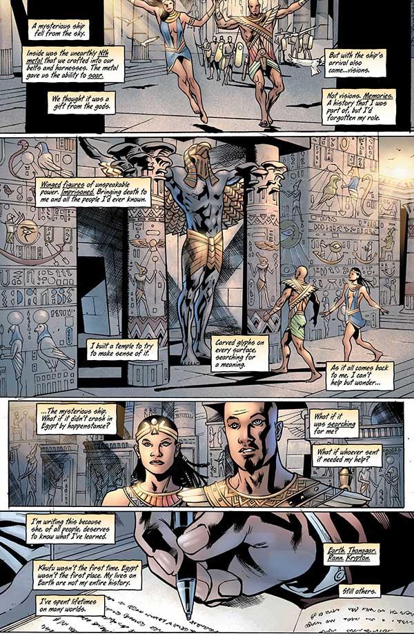Hawkman 2_2 - DC Comics News