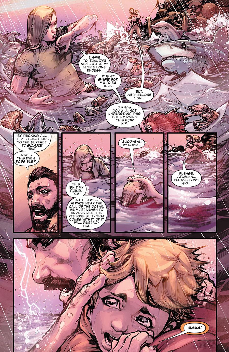 Drowned Earth 2 - DC Comics News