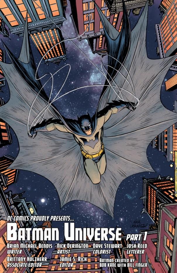 Walmart Giants – DC Comics