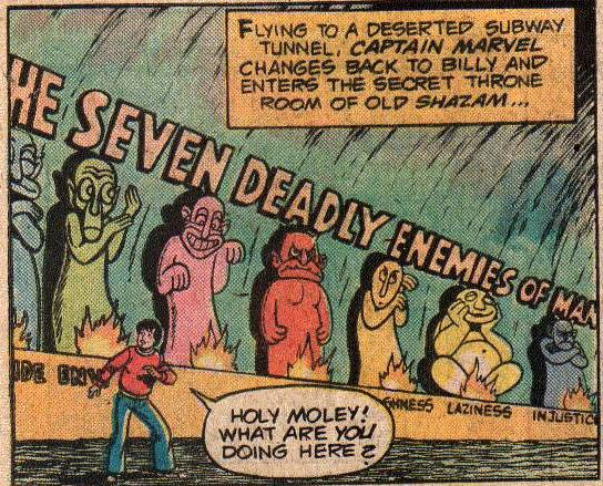 shazam seven deadly sins dc comics news