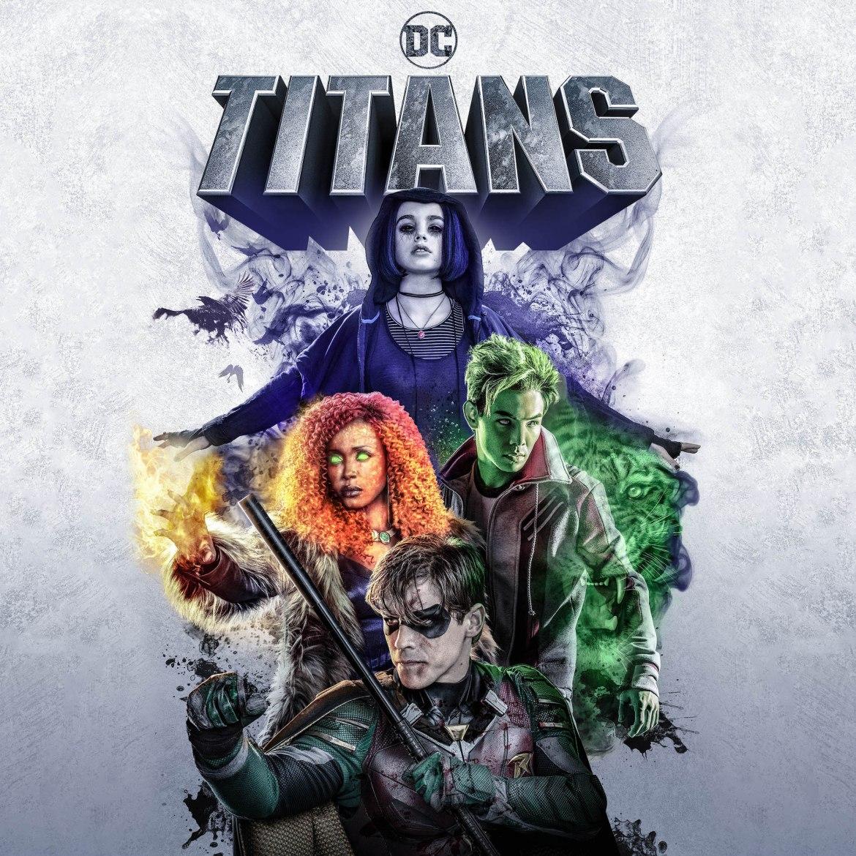 titans series dc comics news