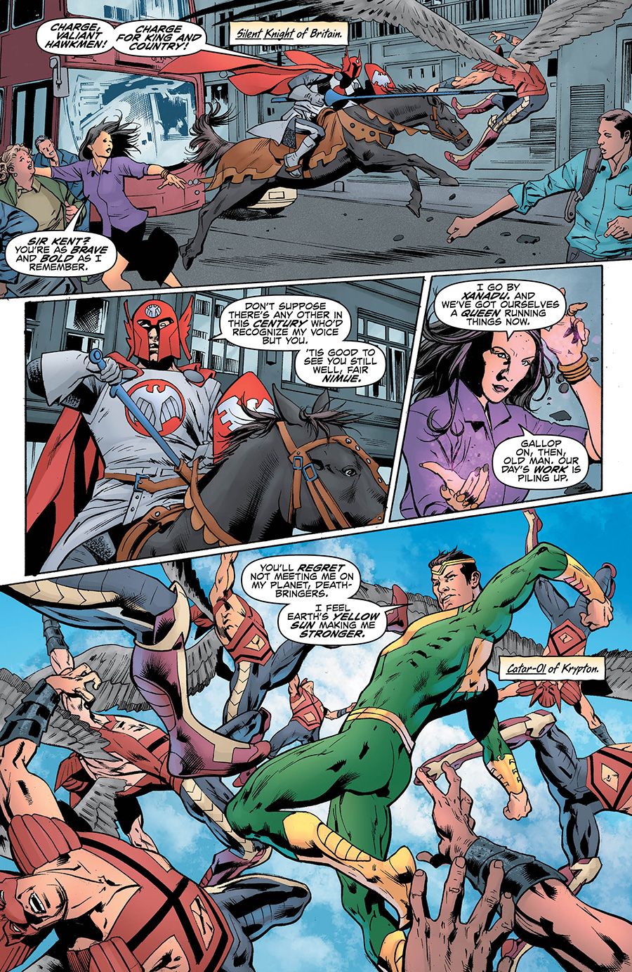 HAWKMAN 11_4 - DC Comics News