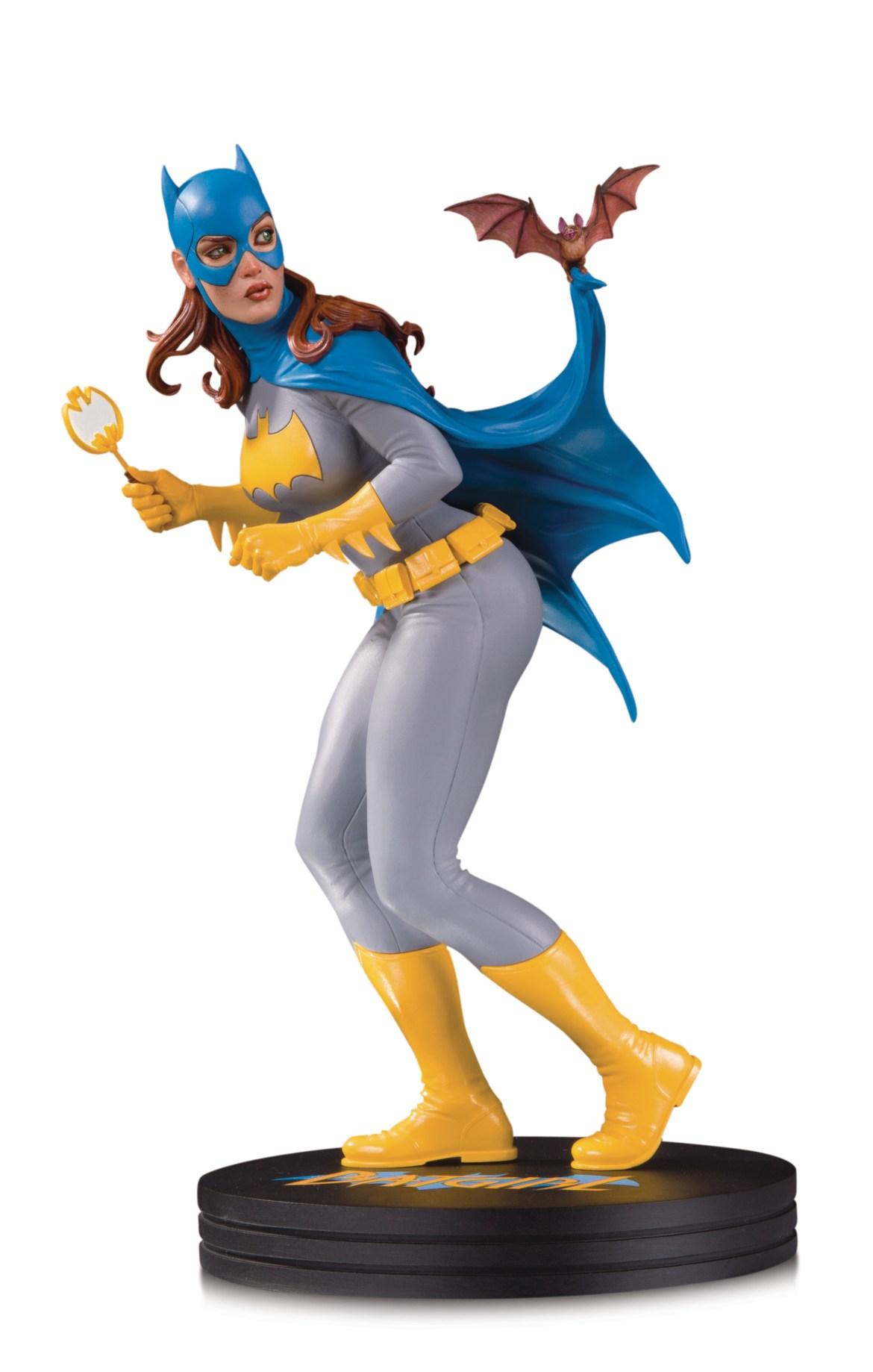 DC collectibles Batgirl