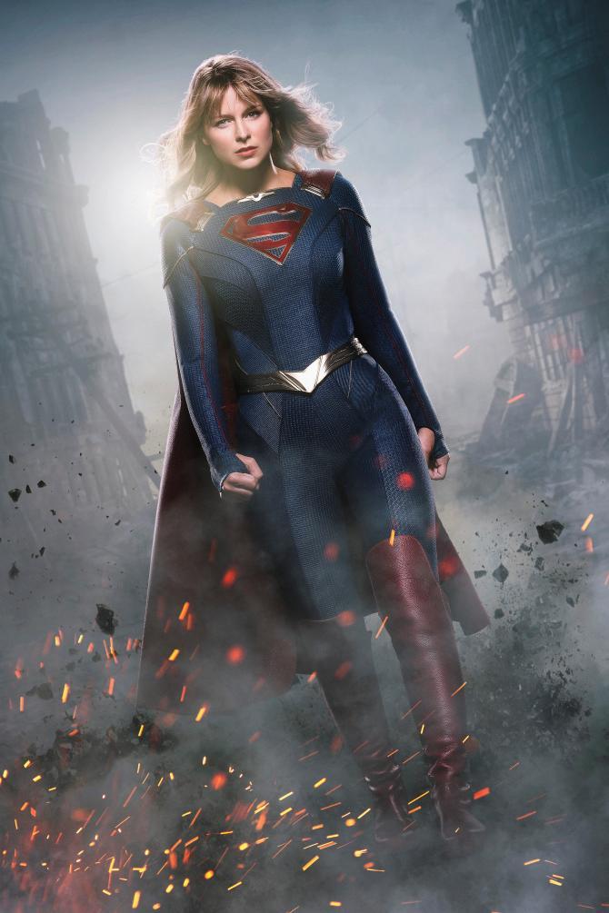 Supergirl season five