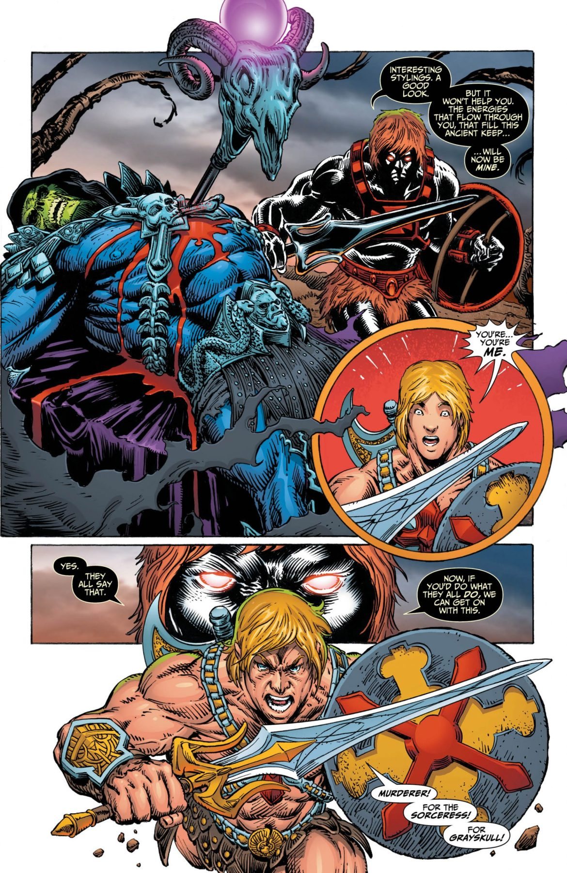He-man and the masters of the multiverse 1